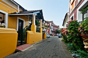 Heritage Walks - Panjim,