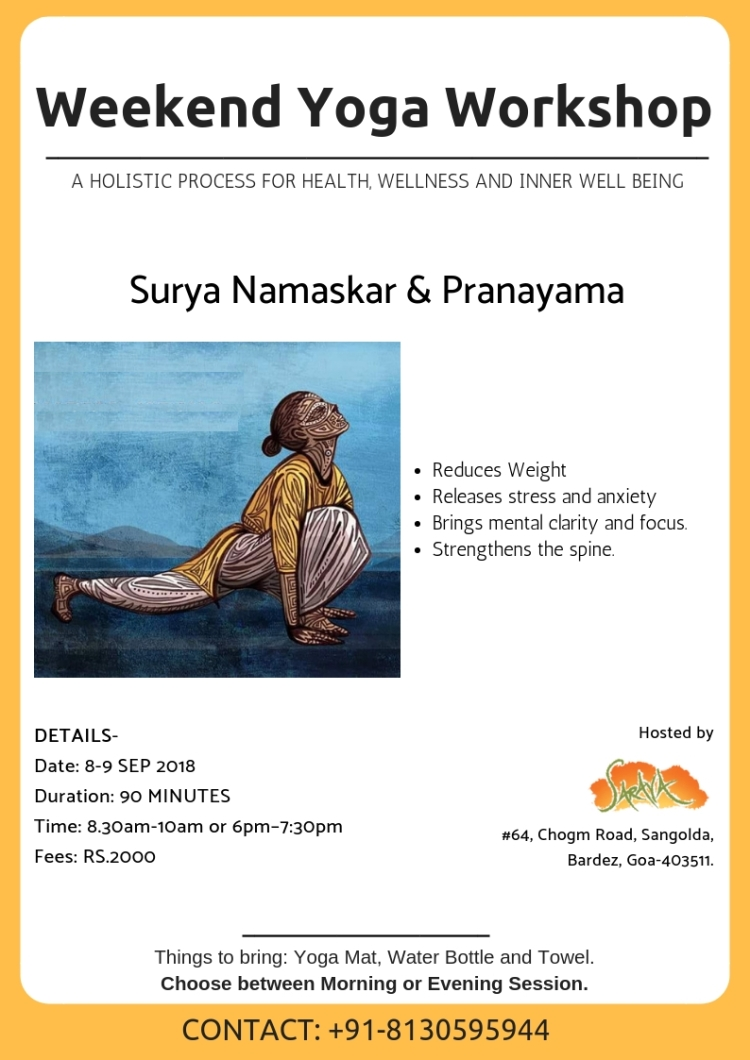 Weekend Yoga Workshop