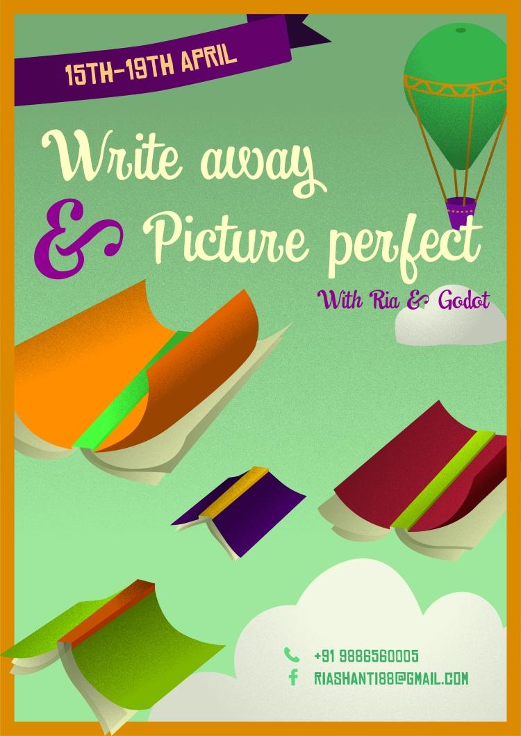 Easter Camp_Write Away