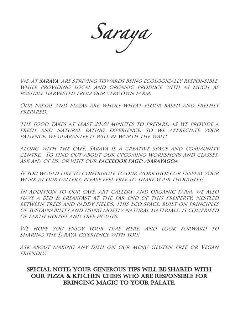 Saraya Menu Updated Price-page-001